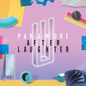 Paramore After Laughter album cover