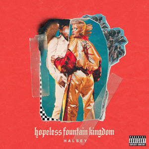 Halsey Hopeless Fountain Kingdom album cover