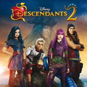 Descendants 2 Movie Cast Descendants 2 (Original TV Movie Soundtrack) album cover