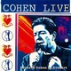 Cohen Live album cover