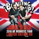 Bowling For Soup Jaret & Erik 2010 UK Acoustic Tour Limited Edition CD album cover